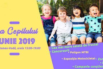De 1 iunie, copiii din Roman vor face cea mai mare salată de fructe, în Piața Roman Vodă