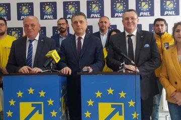 Președintele PNL Neamț Mugur Cozmanciuc: Duminică vă așteptăm la vot! Votați PNL!