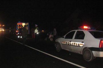 Bărbat din Neamț accidentat pe DN 2 după ce a traversat fără să se asigure