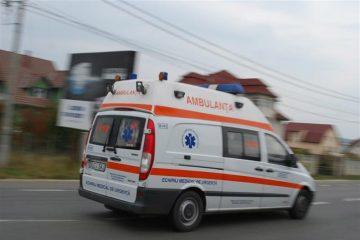 Ambulanța Neamț – intervenții: accidente rutiere cu patru victime și o femeie de 60 de ani care și-a dat foc