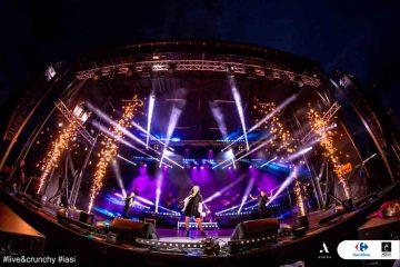 Surpriza săptămânii: Concert ANDRA la Roman, în parcarea Roman Value Centre, oferit de Carrefour