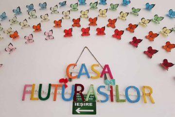 """Direcția de Asistență Socială Roman organizează concurs de angajare pentru """"Casa Fluturașilor"""""""