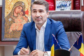 """Ionel Arsene: """"Transmit un sincer La mulți ani! jurnaliștilor din presa locală și națională!"""""""