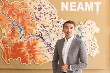 """Ionel Arsene: """"Am promis și mă țin de cuvânt! Până la finalul actualului mandat, 90% dintre drumurile din Neamț vor fi modernizate!"""""""