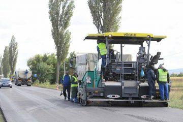Sute de milioane de euro pentru modernizarea drumurilor nemțene
