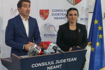 """Ionel Arsene: """"Spitalul Județean Neamț va fi o unitate sanitară la standarde europene, de interes regional"""""""