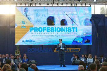 Programul PNL pentru europarlamentare – seriozitate și competență. Profesioniștii care duc România în primul rând al Europei