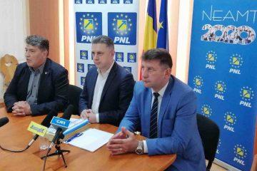 """PNL Neamț: """"Haideți să mergem la vot! Este vorba de soarta României și de destinul fiecărui nemțean!"""""""