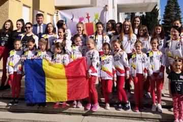 """""""Dance Art Valian"""" Roman a plecat la Campionatul Mondial de Dans din Croația """"Dance Star World"""". Succes!"""