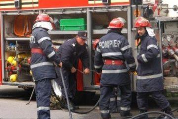 De ultimă oră: Incendiu la o patiserie din Cotu Vameș