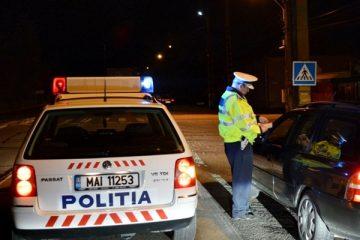 Bețivani și tineri fără permis de conducere, depistați la volan de polițiștii nemțeni