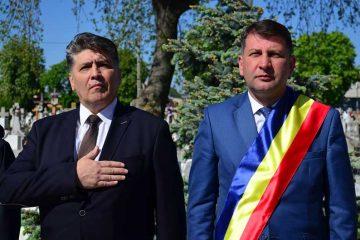 """Laurențiu Leoreanu: """"9 mai, motiv de comemorare și subliniere a respectului și apartenenței noastre"""""""