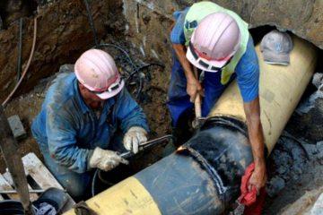 De ultimă oră: avarie majoră la rețeaua de apă a Romanului