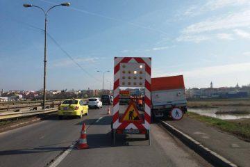 Neamț: lucrări ce se vor executa astăzi de DRDP Iași în zona Roman și Târgu Neamț