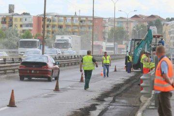 Atenție la restricțiile de circulație, luni, 27 mai, pe podul de la Horia – cartier Favorit