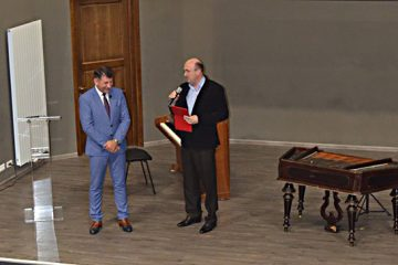 Omul de afaceri Marcel Iacob – compania MARCEL a primit premiu de excelență la Gala Excelenței Romașcane
