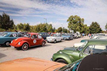 Moldova Classic Rally, în Neamț; 350 de km, parcurși cu mașini de epocă. Startul, din fața Primăriei Roman