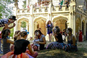 Copiii sunt invitați la Festivalul Copiilor, la Castelul Miclăușeni