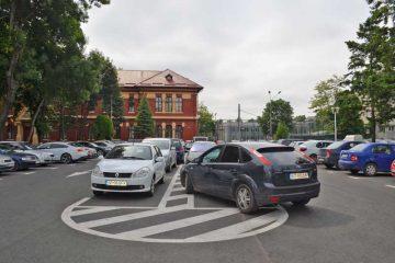 Din 7 iunie, parcarea din Piața Roman Vodă va fi cu taxă