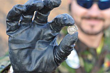Un polițist de la Secția de poliție rurală Ion Creangă a descoperit o adevărată comoară