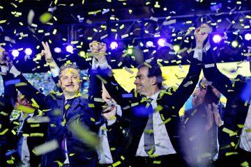 """Președintele PNL Neamț Mugur Cozmanciuc: """"De ziua Europei, Neamțul a arătat că pe 26 mai România va fi în primul rând!"""""""