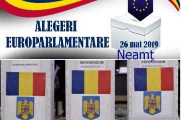 Rezultate alegeri în Neamț: PNL câștigă la Roman. USR, primul la Piatra Neamț, pe județ, PSD a câștigat
