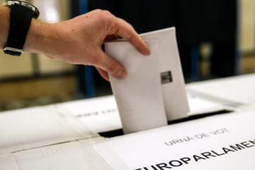 EXIT POLL – rezultate la vot: PSD și PNL la egalitate, USR, la mică distanță