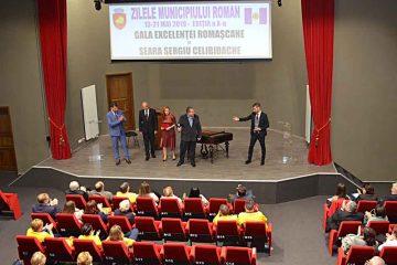 Clubul Rotary Roman a primit premiul de excelență la Gala Excelenței Romașcane