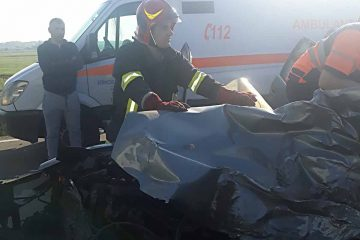 Ambulanța Neamț – intervenții: bebeluș ars, la Valea Ursului și două accidente rutiere, la Piatra Neamț și Ingărești