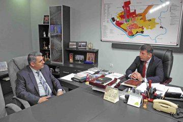 Excelența sa, domnul Sergey Minasyan, ambasadorul Republicii Armenia în România, a fost prezent la Roman