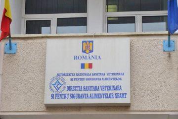 18 posturi scoase la concurs de Direcția Sanitară Veterinară Neamț