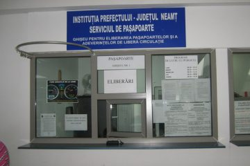 Pașapoarte Neamț: program prelungit până la ora 18.30