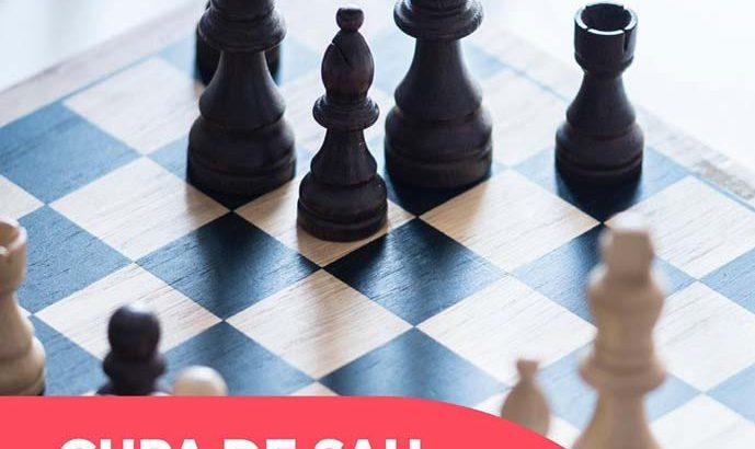 """Campionatul de Șah, ediția """"Cupa Copilului""""  2019 la Roman Value Centre – se fac înscrieri"""