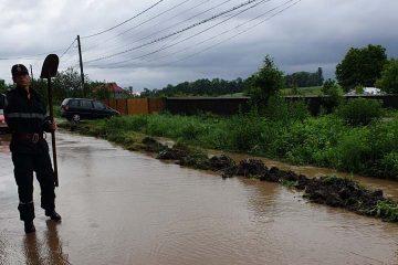 Furtună în Neamț: 2 posturi de transformare nealimentate, peste 390 de consumatori, fără curent