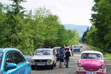 Startul pentru cea de-a cincea ediție a Moldova Classic Rally se va da la Roman, în Piața Roman Vodă