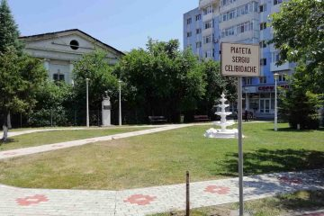 Pe 28 iunie, la 107 ani de la nașterea maestrului Sergiu Celibidache va fi dezvelită placa din piațeta care-i poartă numele