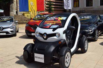 Salon Auto – Roman 2019, în Piața Roman Vodă, peste câteva zile