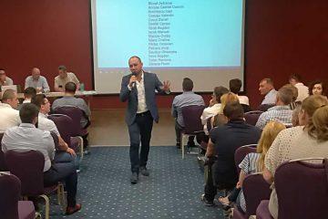 """Radu Samson: """"Sâmbătă, 15 iunie, s-a încheiat mandatul meu de președinte al Filialei Județene USR Neamț"""""""