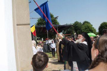 Comuna Văleni în sărbătoare: 500 de ani de atestare documentară a lăcașului de închinare