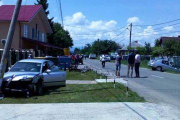 Neamț: Un șofer beat criță, a provocat un accident rutier cu o victimă