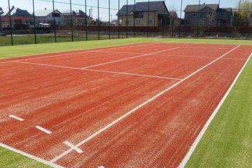 Din 18 iunie, tenis de câmp la Tămășeni. Vezi cum poți închiria terenul sintetic modernizat