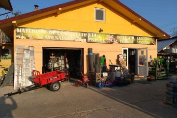 Magazinul Util si Praktic din Trifești va oferă o gama variata de materiale de construcții si amenajări