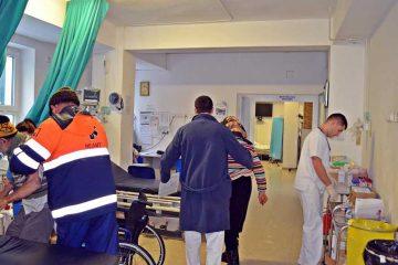 Într-o săptămână, 836 de consultații la Centrul de Primiri Urgențe – Spital Roman