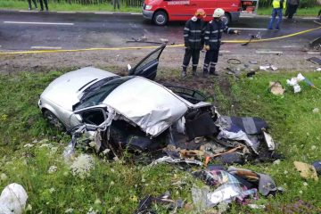 Neamț – de ultimă oră: accident grav, cu două victime