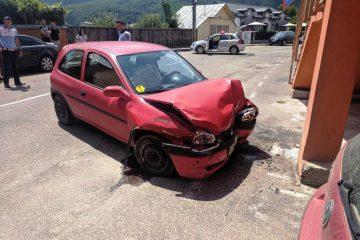 Neamț: victimă într-un accident rutier, un bătrân a fost transportat la spital