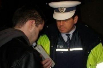 Bețivani în trafic, depistați de polițiștii din Neamț