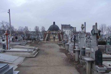 Cimitirul Roman: 7.500 din 10.000 de locuri de veci au fost inventariate. Mormintele nerevendicate vor fi repartizate