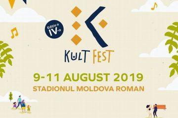 """Municipiul Roman """"se obligă să asigure…prestația cel puțin a unui artist, în limita a 60 000 lei"""", la Festivalul Kult Fest 4"""