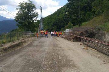 Neamț: drum național închis până la sfârșitul anului 2019. Vezi rutele ocolitoare