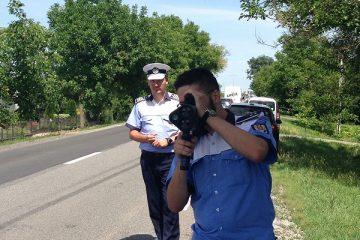 Acțiune a polițiștilor rutieri din Neamț: 80 de permise reținute, 480 de sancțiuni contravenționale